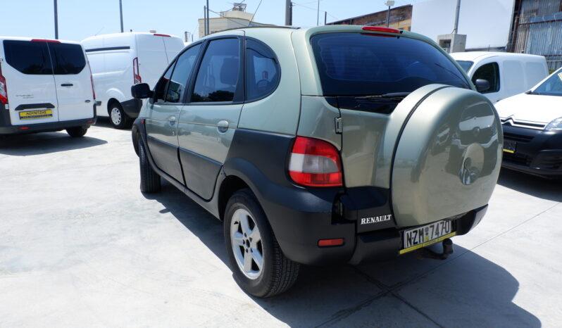 Renault Scenic RX4 Dynamique Δερμα-Clima Αεριο-βενζινη Ελληνικο Book Service πληρωμένα τέλη 2021 full