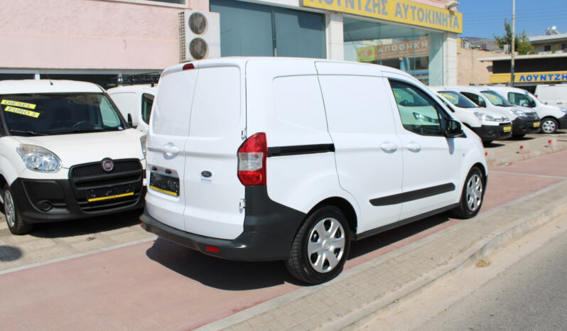 Ford Courier Diesel Euro 5 full